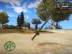 Amazonian Sword From Injustice Gods Among Us для GTA San Andreas вид слева