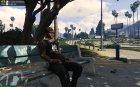 Возможность садиться for GTA 5 top view