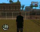 Black Azteck для GTA San Andreas вид сзади слева
