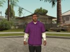 Franklin Violet Shirt