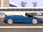 Lamborghini Gallardo LP570-4 Spyder 2012 for GTA San Andreas side view