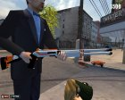 M4S90-2 Asiimov для Mafia: The City of Lost Heaven вид сверху
