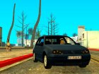 Volkswagen Golf Mk4 Stock for GTA San Andreas top view