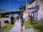 Michael V2 HD GTA V для GTA San Andreas вид сбоку