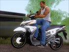 Vario 150 eSP (ImVehFt) для GTA San Andreas