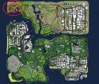 Сохранение в Бейсайде for GTA San Andreas top view