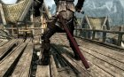 Зеленая судьба for TES V Skyrim rear-left view