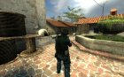 Seal Team Six Blue для Counter-Strike Source вид сзади слева