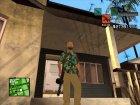Max Payne 3 для GTA San Andreas вид слева