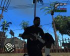 Colorful Desert Eagle для GTA San Andreas вид слева