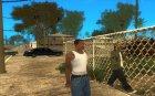 Шашлычки на свежем воздухе для GTA San Andreas вид сбоку