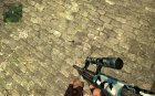 Chrome FlashBang for Counter-Strike Source left view