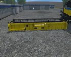 New Holland CR9.90 Yellow for Farming Simulator 2015 inside view