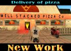 Покупка пиццерии для GTA San Andreas вид слева