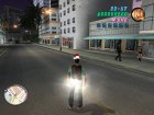 Jetpack for GTA Vice City left view