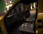 Ford Crown Victoria Taxi из Resident Evil: ORC для GTA San Andreas вид сзади