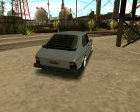 Saab 99 Turbo Stance for GTA San Andreas inside view