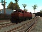 Пак реальных поездов V.2 от VONE для GTA San Andreas