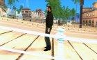 Скин Русского Мафиози для GTA San Andreas вид слева