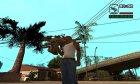 Инопланетный РПГ для GTA San Andreas вид слева