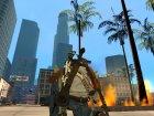 Пак оружия с расцветкой for GTA San Andreas inside view