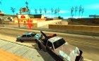 Авто мастер для GTA San Andreas вид справа