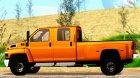 GMC Topkick C4500 for GTA San Andreas side view