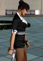 Angelina для GTA San Andreas вид сзади слева