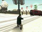 Шакалы для GTA San Andreas вид сбоку
