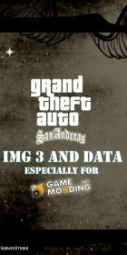 GTA 3 IMG and DATA