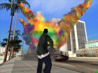 Rainbow Effects for GTA San Andreas side view