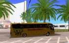 Malaysia Football Bus for GTA San Andreas inside view