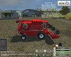 Case IH 2388 v2.0 для Farming Simulator 2013 вид слева