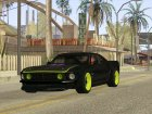 Need For Speed Cars Pack для GTA San Andreas вид изнутри