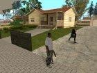Новая анимация для стариков v 2.1 для GTA San Andreas вид изнутри