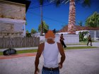 Fox mask (GTA V Online) для GTA San Andreas вид сбоку