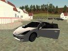 Пак авто и скинов v2 by Dima_Fox for GTA San Andreas rear-left view