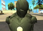 Iron man 3 for GTA San Andreas left view