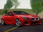 BMW M6 2013 for GTA San Andreas left view