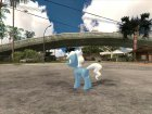 Pokeypierce (My Little Pony) для GTA San Andreas вид изнутри