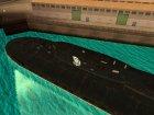 Субмарина К-141 Курск для GTA San Andreas вид сбоку