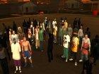 Пак скинов, оружия и одежды for GTA San Andreas left view