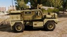 Cougar MRAP 4X4 for GTA 4 left view