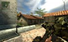 XM8 Re-Colour And Camo для Counter-Strike Source вид сзади слева