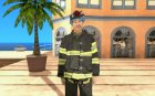 A firefighter from GTA IV