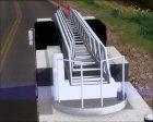 Pierce Arrow XT TFD Ladder 1 for GTA San Andreas rear-left view