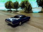 Chevrolet Impala 1967 for GTA San Andreas rear-left view