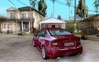 Subaru Legacy 3.0 R for GTA San Andreas rear-left view