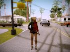 Harley Quinn - Suicid Squad (Injustice) для GTA San Andreas