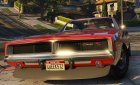 1969 Dodge Charger RT 1.0 for GTA 5 left view